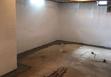 Basement Waterproofing in Grosse Pointe MI