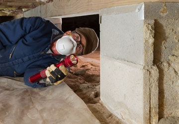 Crawl Space Repair in Shelby Township MI