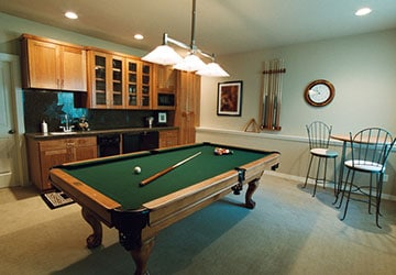 The Importance of a Dry and Comfortable Basement